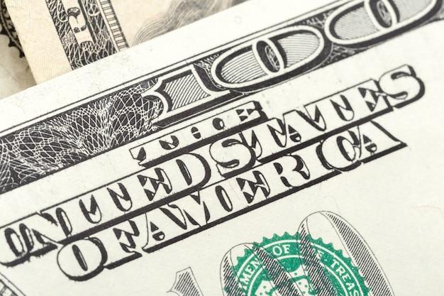 Money close up Premium Photo