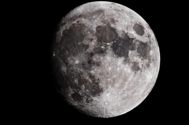 The moon Premium Photo