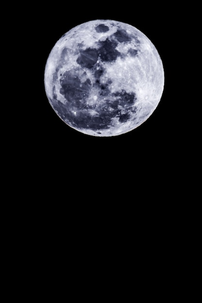 The moon Premium Photo