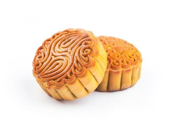 Mooncake, китайская еда фестиваля середины осени. Бесплатные Фотографии