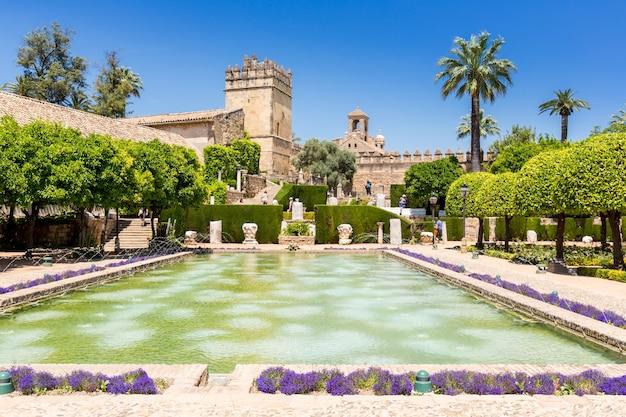 Moorish style garden Premium Photo