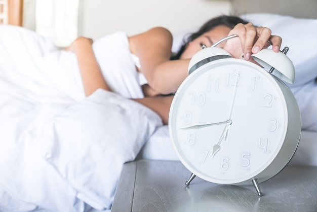 Morning alarm clock Free Photo