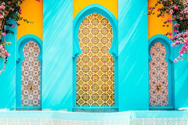 Morocco architecture Free Photo