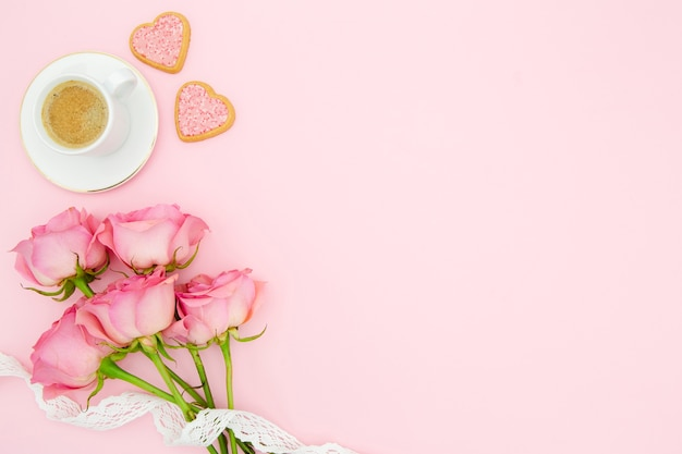 Mother's day concept with copy space Free Photo