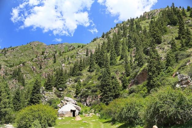 السياحة في قيرغيستان