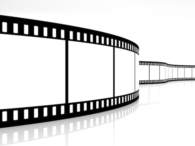 Movie strip Premium Photo
