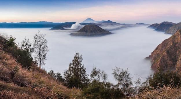 Mt. bromo Premium Photo