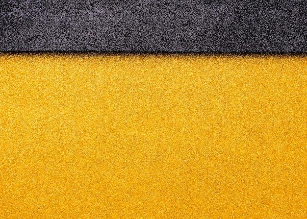 Glitter lucido multicolore con spazio di copia Foto Gratuite