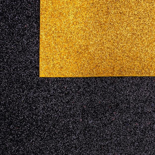 Glitter luccicanti multicolori con spazio di copia Foto Gratuite