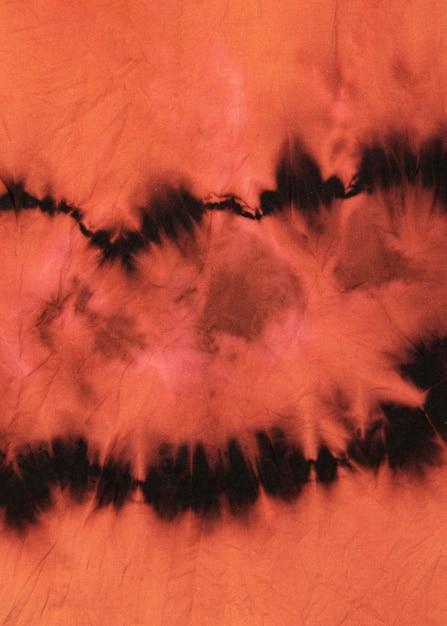 Multicolored tie-dye fabric texture Free Photo