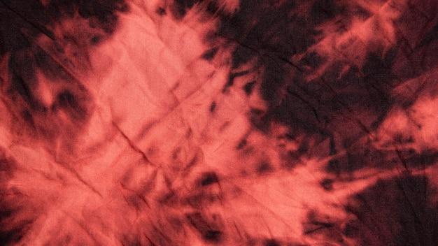 Multicolored tie-dye textile surface Premium Photo