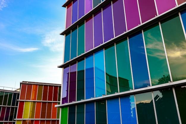 Musac, contemporary art museum of castilla y leon Premium Photo