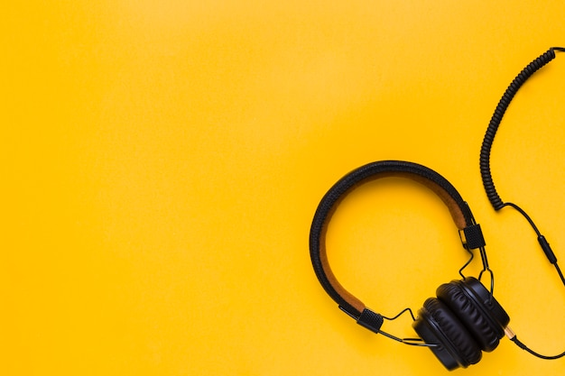 Music headphones Free Photo
