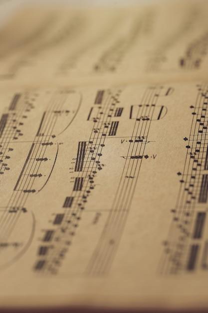 Музыкальные ноты Бесплатные Фотографии