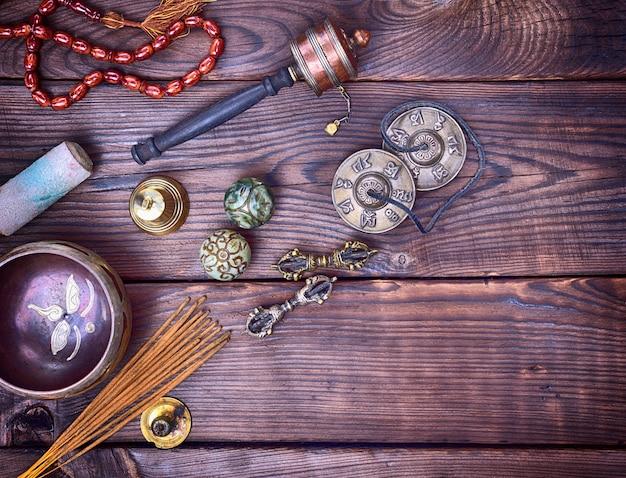 Musical religious instruments Premium Photo