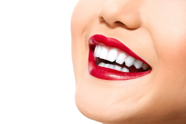 My perfect teeth Premium Photo
