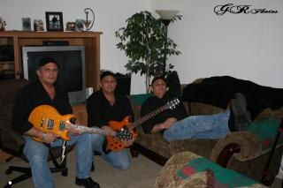 My trio band Free Photo