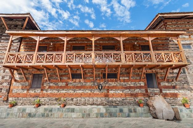 Naggar castle Premium Photo