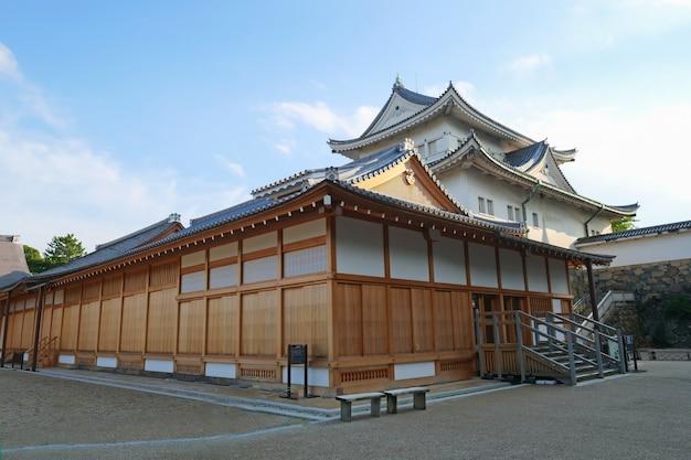Nagoya castle, a japanese castle in nagoya, japan Premium Photo