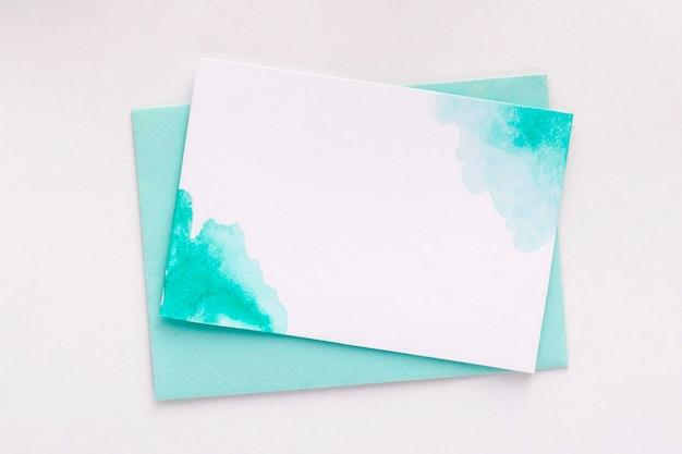 空のカードでネイルケア要素の品揃え 無料写真