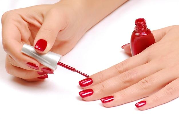 Nail salon. Free Photo