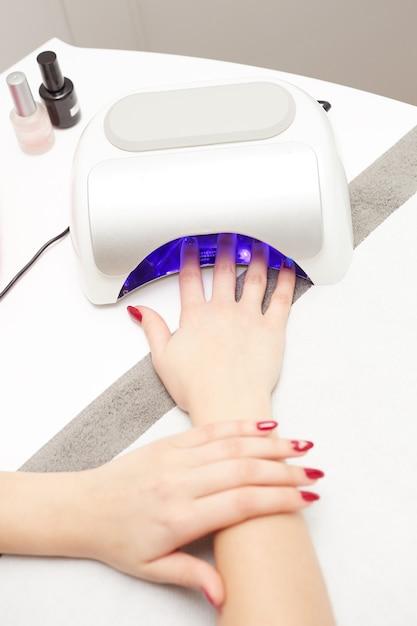Nails art Premium Photo