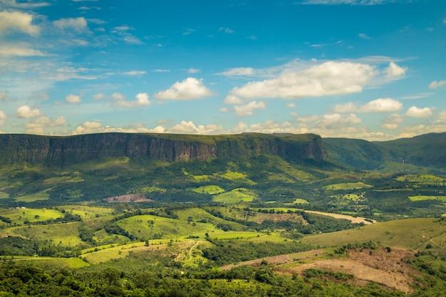 National park brazil serra da canastra Premium Photo
