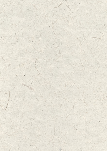 Natural japanese recycled paper texture Premium Photo