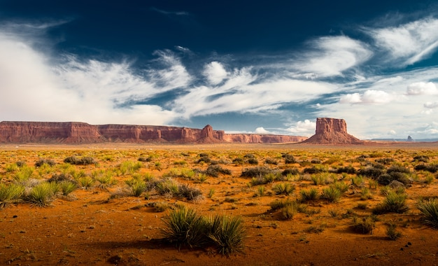 Natural scenery of horseshoe bay, grand canyon, colorado river, monument valley. arizona, usa Premium Photo
