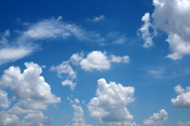 Natural sky with cloud Premium Photo