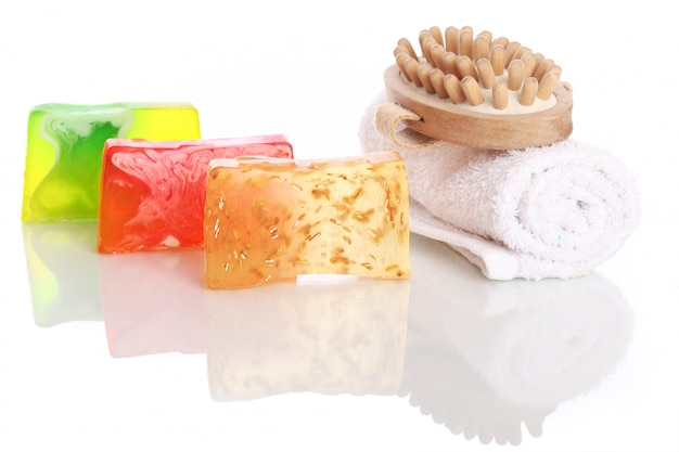 Use a Neutral soap