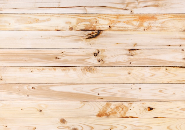 Natural untreated wood background or texture Premium Photo