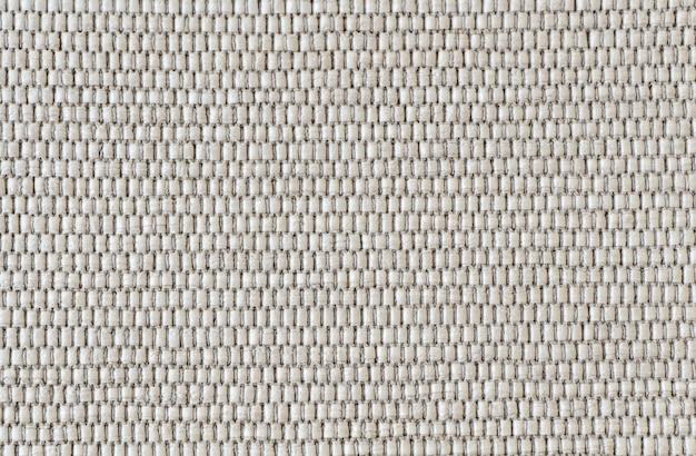 Натуральный белый трикотажный фон для стула Premium Фотографии