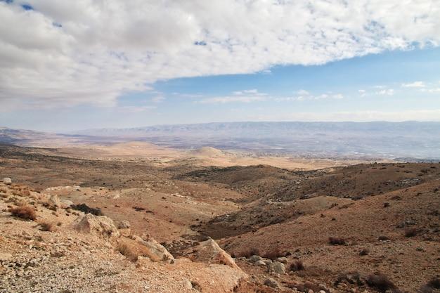 Природа в долине бекаа в ливане Premium Фотографии