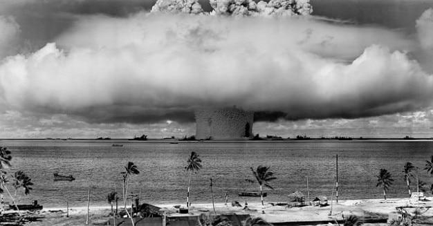 Испытания ядерного оружия оружие Бесплатные Фотографии