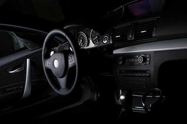 New car dashboard Free Photo
