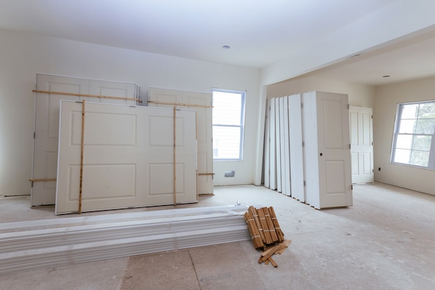 apartment renovation security deposit