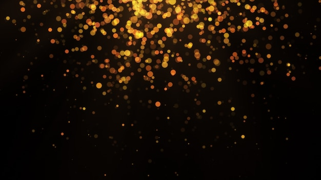 New 2020 Christmas Backdrops Premium Photo | New year 2020. bokeh background. lights abstract