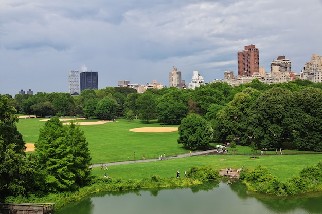 New york central park, united states Premium Photo