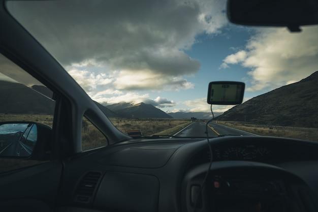 New zealand road trip Premium Photo