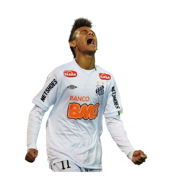 Neymar , Santos  Free Photo