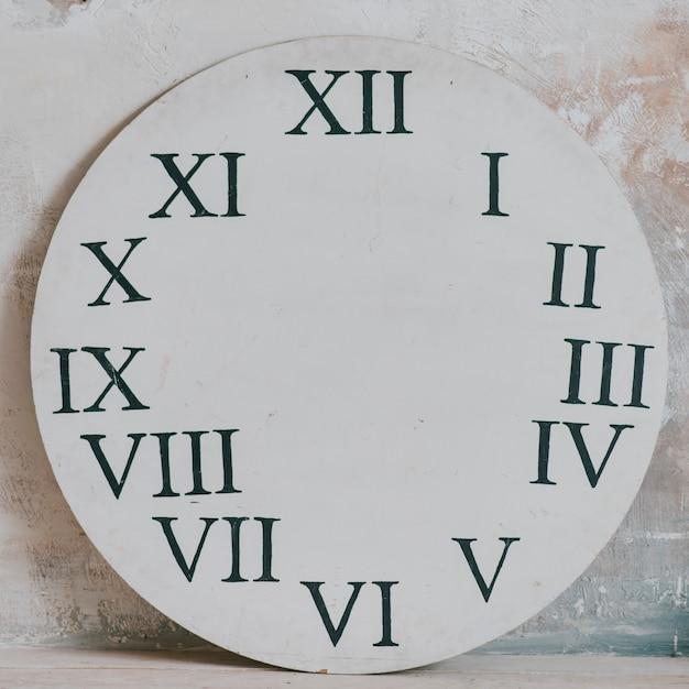 Nice clock disk Free Photo