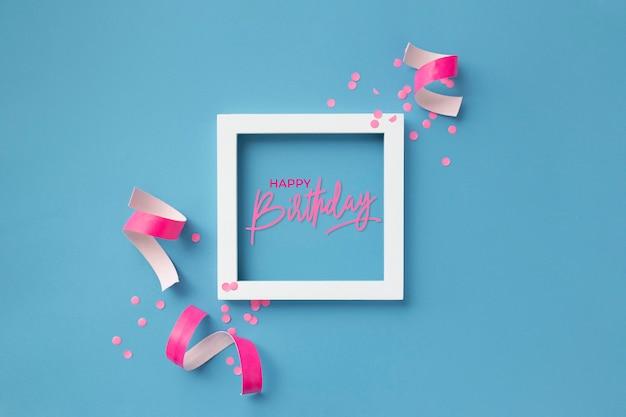 Nice colorful to congratulate birthday Free Photo