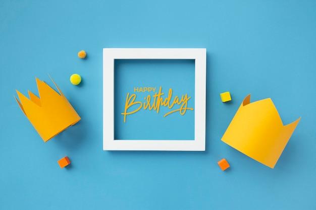 생일을 축하하기에 좋은 다채로운 무료 사진