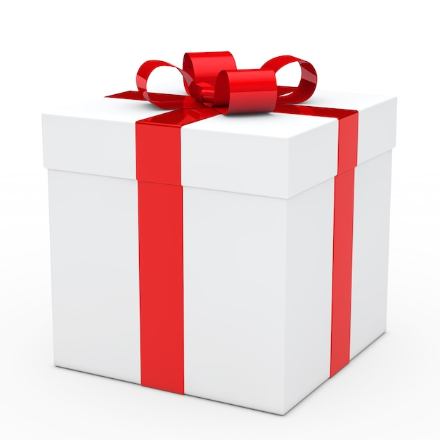 Nice gift with red ribbon ready for birthday photo free download nice gift with red ribbon ready for birthday free photo negle Image collections