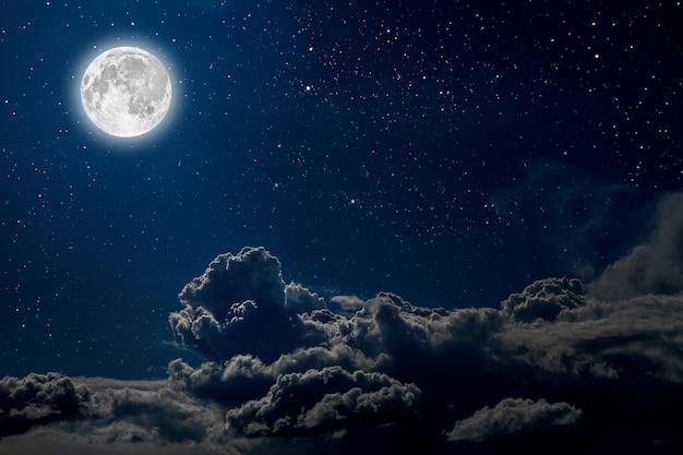 Night sky Premium Photo