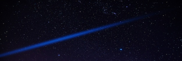 Night star Premium Photo