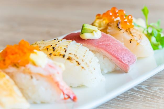 Nigiri sushi recipe