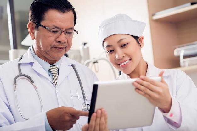 медицинской в форме азиаток фото
