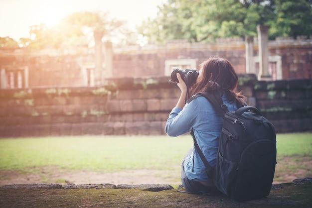 写真家の名所タイのジャングルアウトドア 無料写真